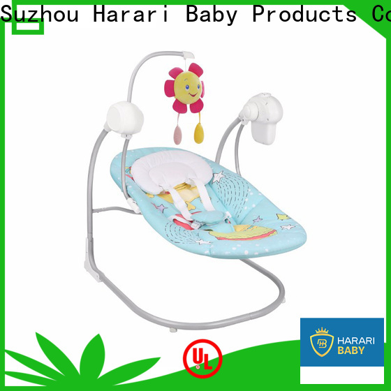 Harari Baby Custom baby electric bouncer chair company for entertainment