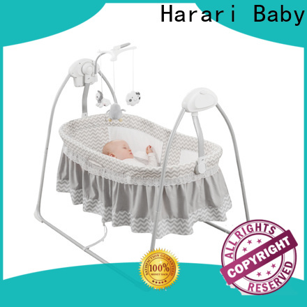 Harari Baby swing portable baby playpen factory for new moms and dads