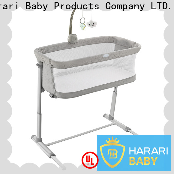 Harari Baby comfortable pink playpen for babies factory for new moms and dads