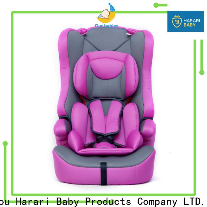 Wholesale newborn girl car seat aluminum company for kids