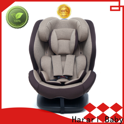 Custom baby car seat options standard for business for kids