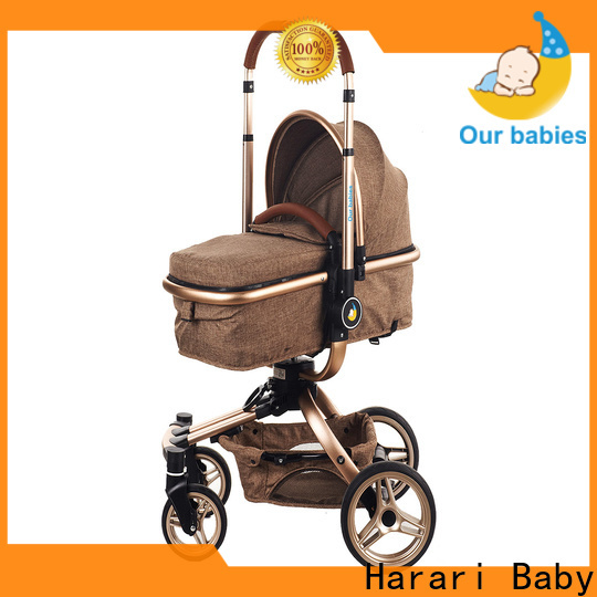 Harari Baby direct newborn stroller cheap Suppliers for toddler