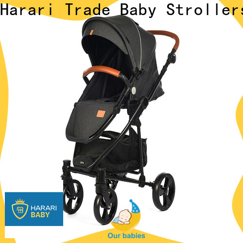 Harari Baby easy pram stroller Suppliers for toddler