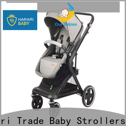 Latest twin prams strollers Suppliers for child
