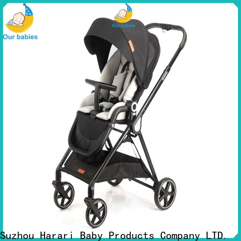 Best baby shop stroller rotating Suppliers for family