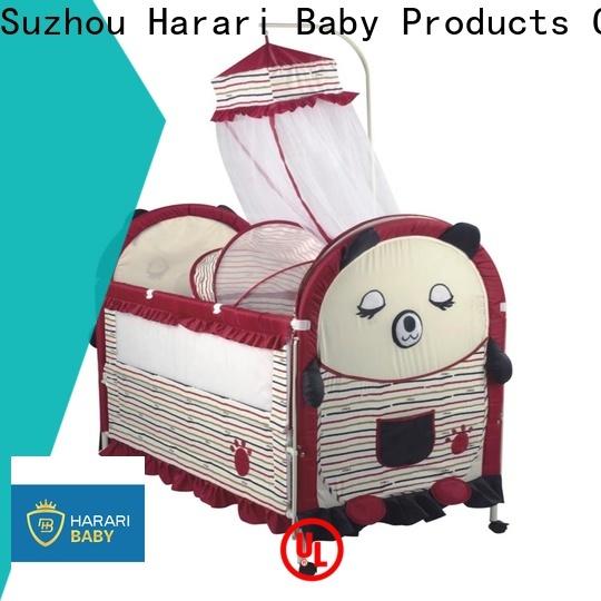 Harari Baby baby boy playpen Suppliers