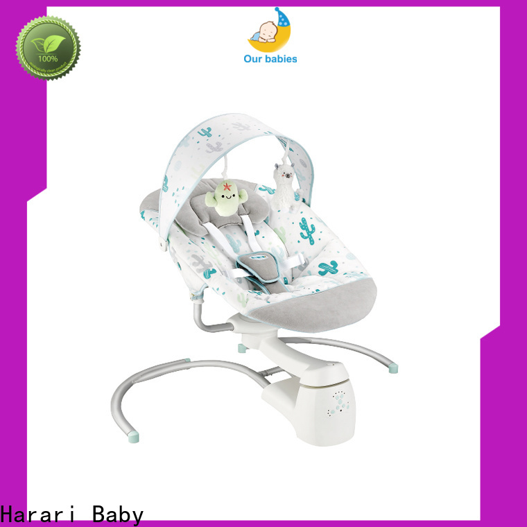 Harari Baby Latest blue baby bouncer chair manufacturers