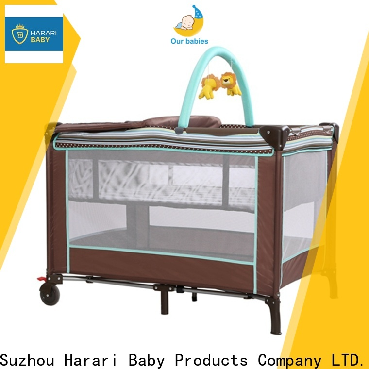 Harari Baby New portable playpen for toddlers company