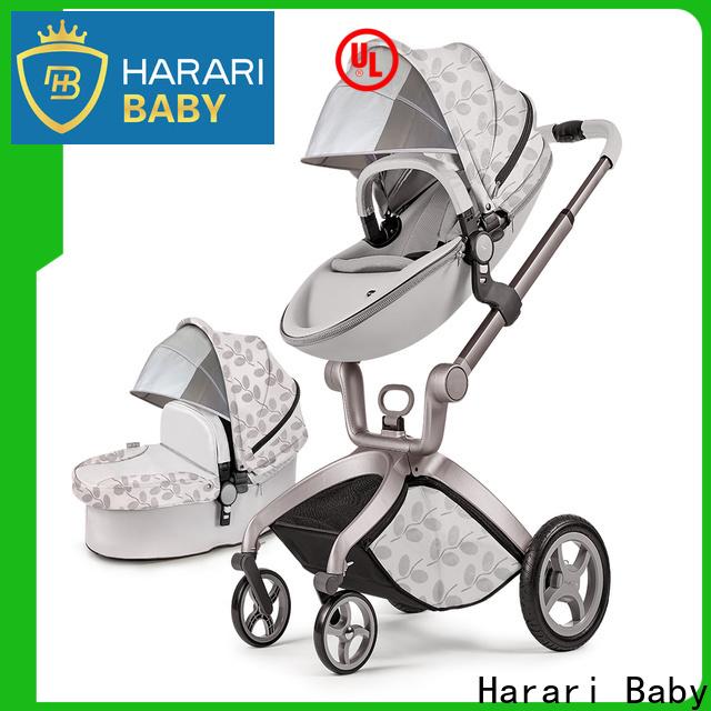 Harari Baby pink baby stroller factory