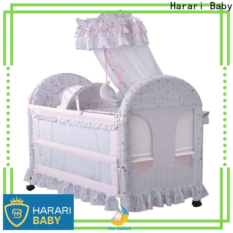 Harari Baby New pink playpen for babies manufacturers