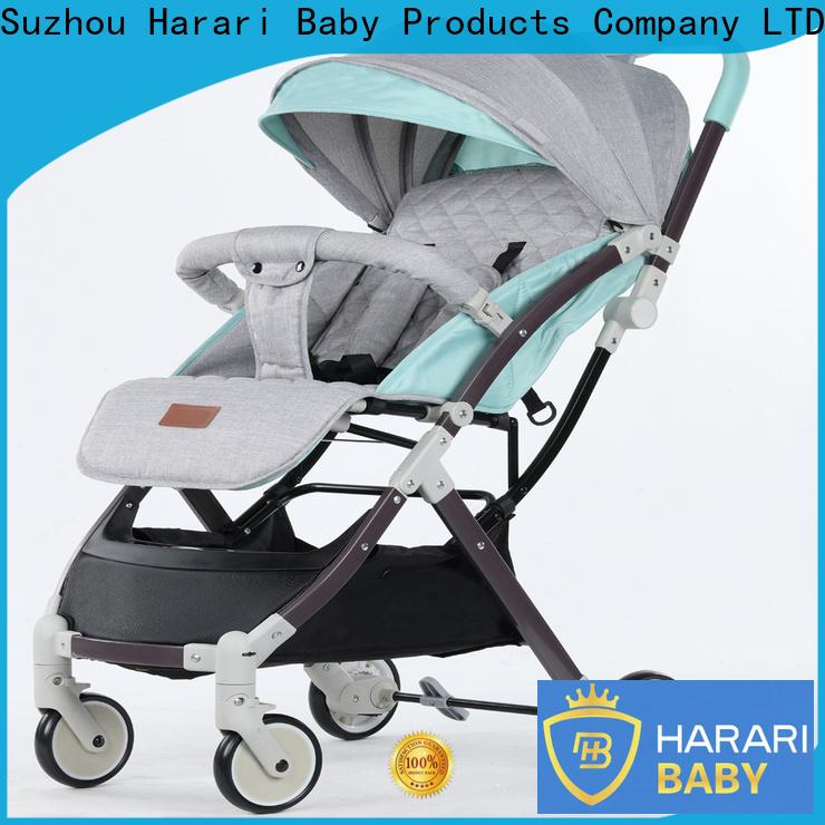 Harari Baby Top high end strollers company