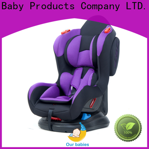Best price baby car seat company
