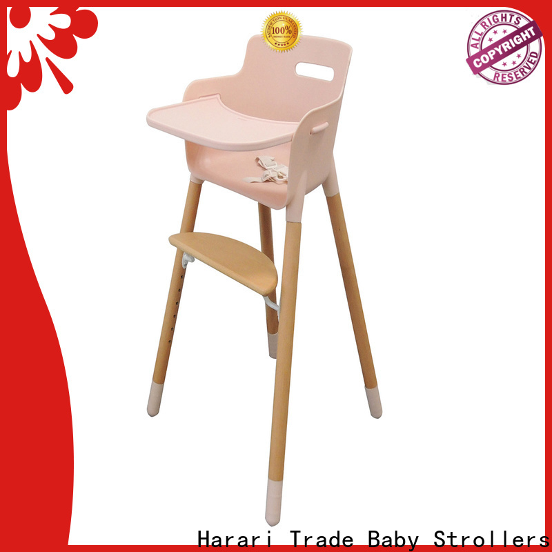 Top plastic high chair for business