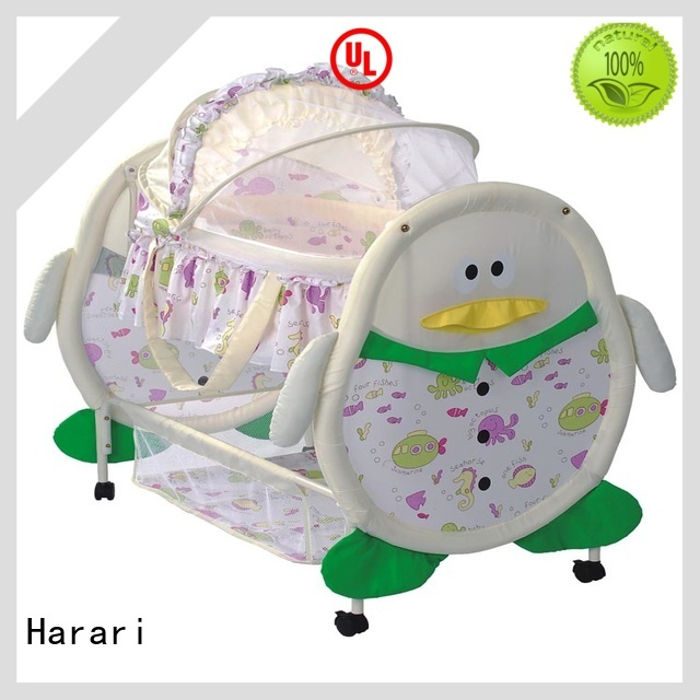 Harari metal infant play yard manufacturers for playing