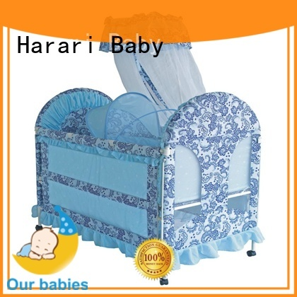 Harari Baby Wholesale portable playpen for toddlers company for crawling
