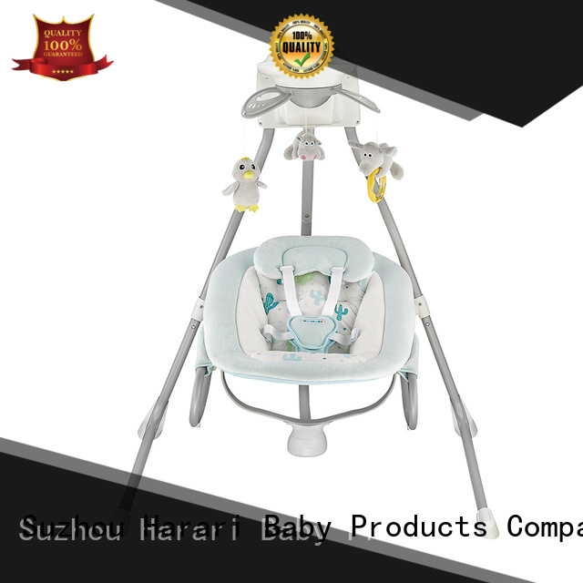 Harari adjustable baby bouncer for newborn girl for business for playing
