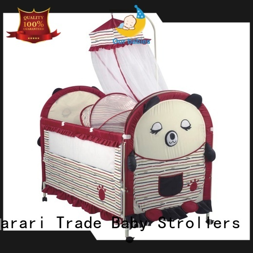 Harari electric newborn playpen factory for playing