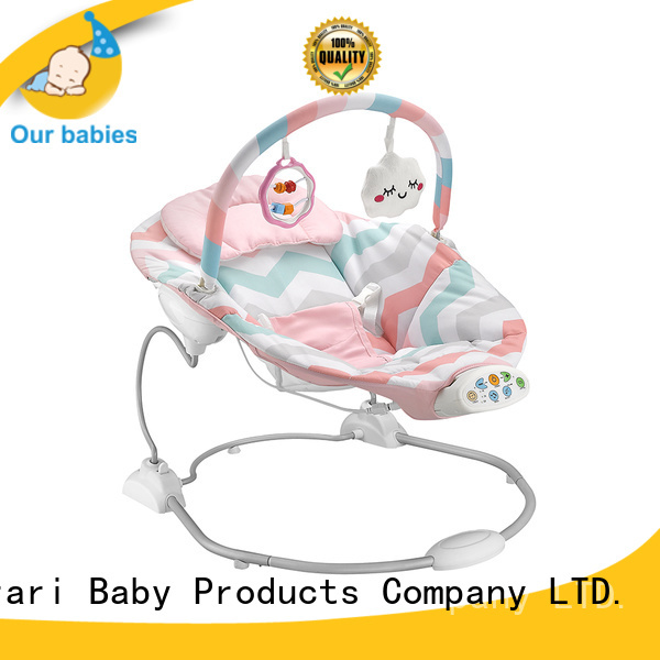 Harari chair girl bouncer chair Supply for playing
