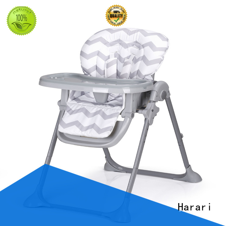 Harari Top white wooden baby high chair factory for older baby