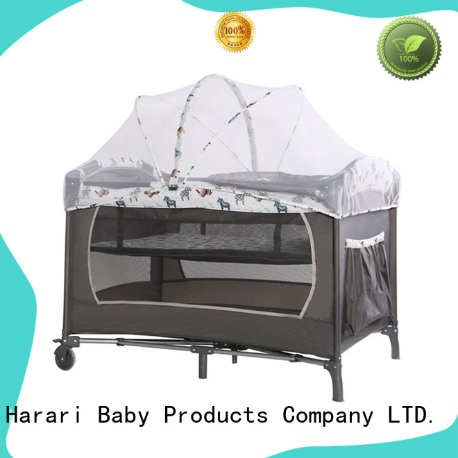 Harari Baby handmade small baby playpen factory for playing