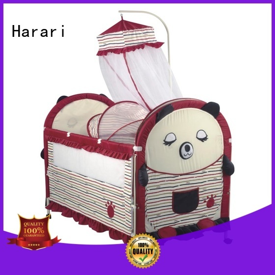 playpen with bassinet for baby Harari