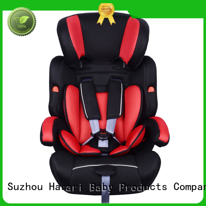 Harari baby pink toddler car seat Suppliers for kids