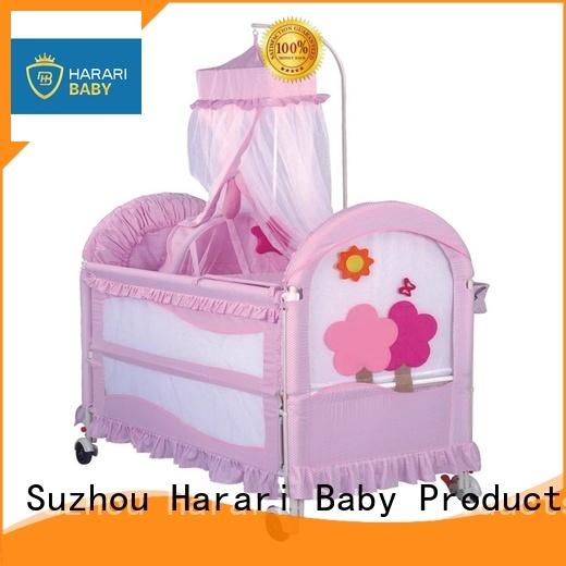 Harari Baby Top black playpens for babies for business for new moms and dads