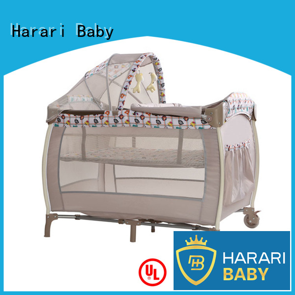 Harari Baby New infant play yard Supply for new moms and dads