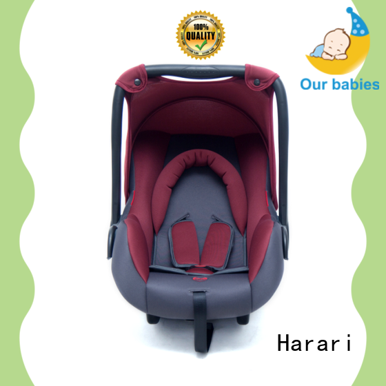 Harari comfortable baby safety car seat factory price for travel