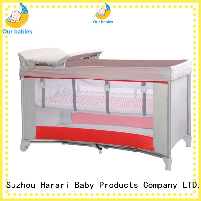 Harari Baby lovely all in one playpen factory for baby