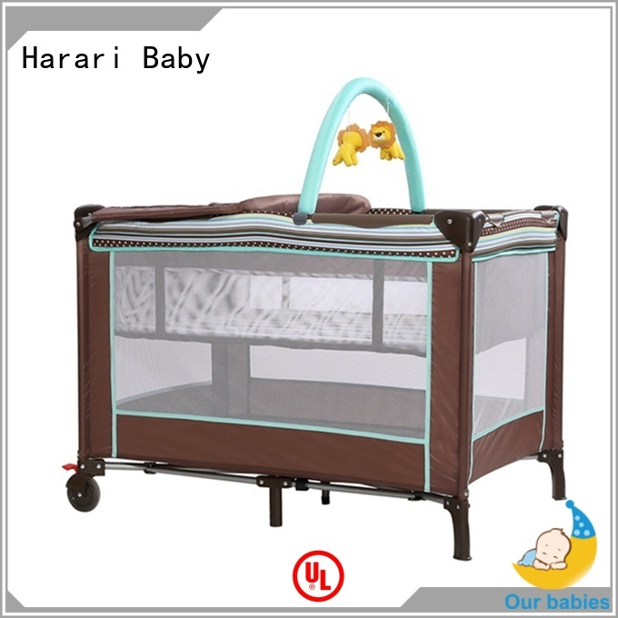 Harari Baby lovely round playpen for babies Suppliers for playing