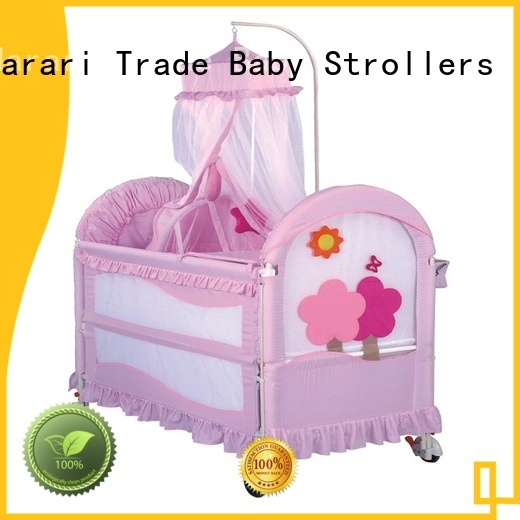 Harari lovely baby cribs for crawling