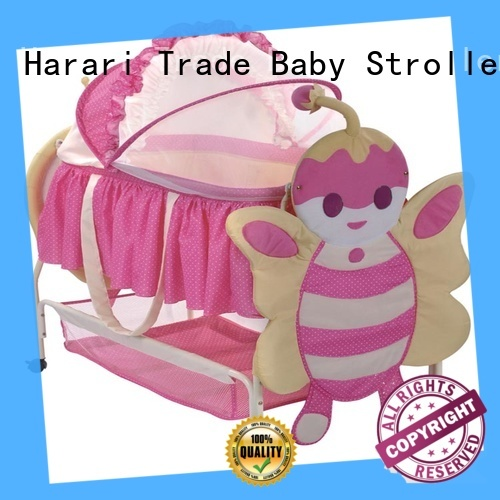 Harari Baby fashion playpen with bassinet manufacturers for crawling
