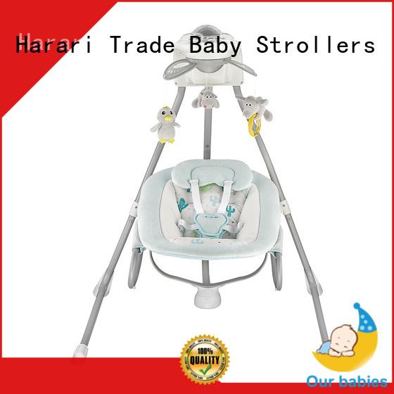 Harari Best motorized baby rocker company for entertainment