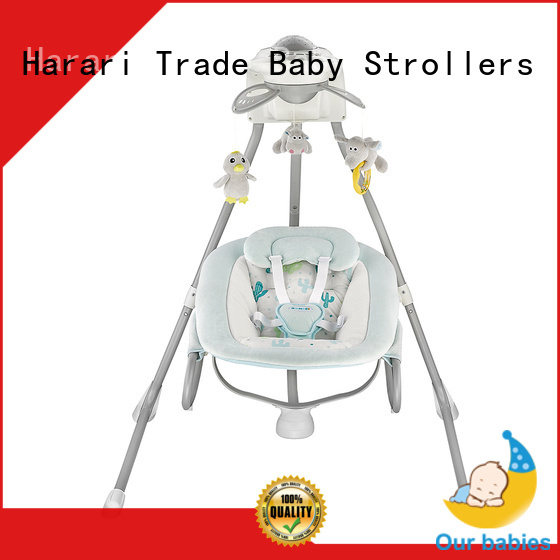 Harari Best motorized baby rocker company for entertainment