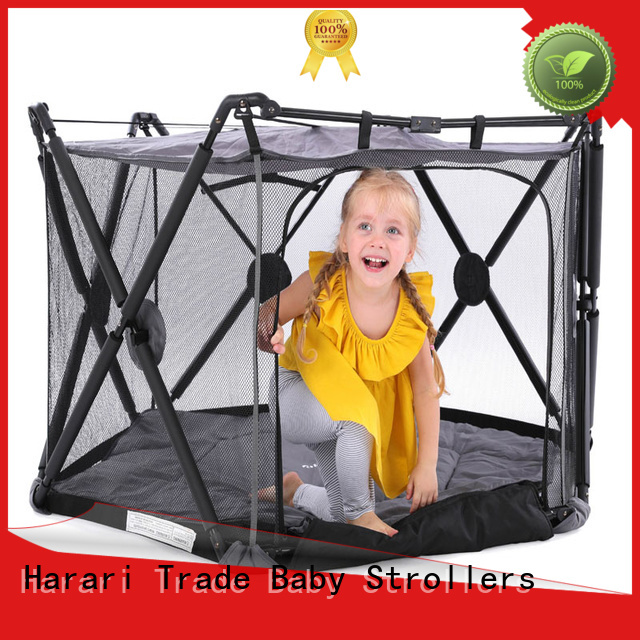 Harari Baby mosquito playpen with changing table Suppliers for playing