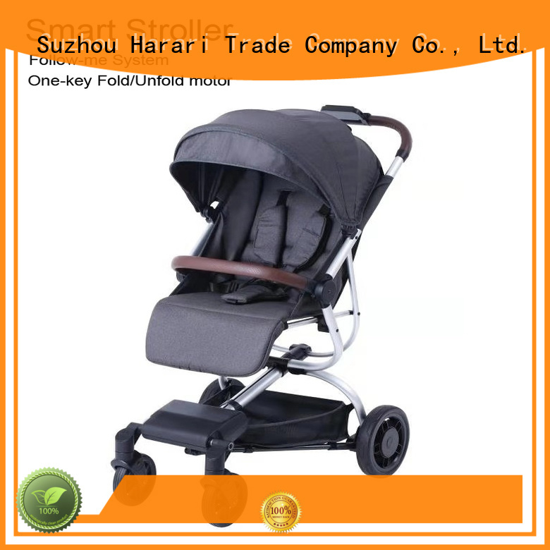 Automatic Smart Baby stroller 3in1 HBAI001
