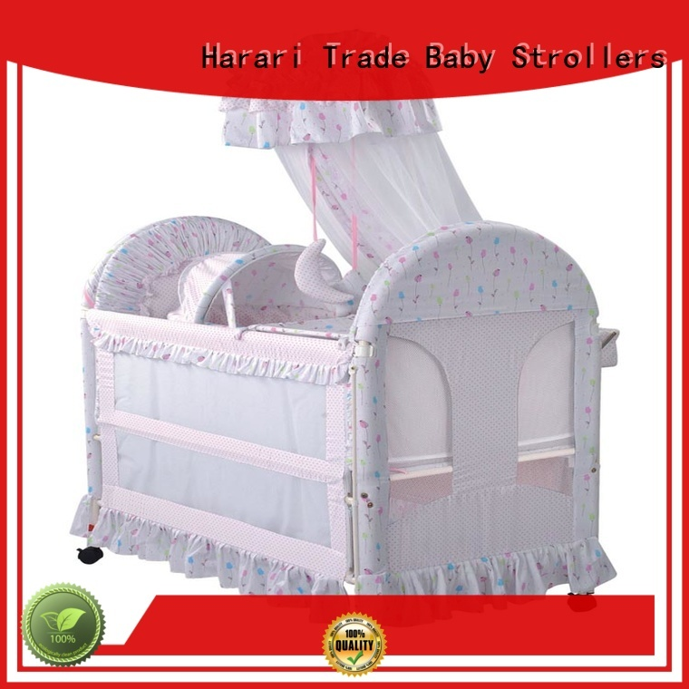 durable baby bassinet manufacturer for crawling