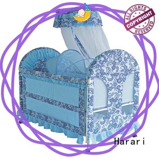 Harari baby cribs supplier for crawling