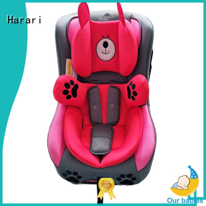 Harari Latest cheap baby boy car seats factory for travel