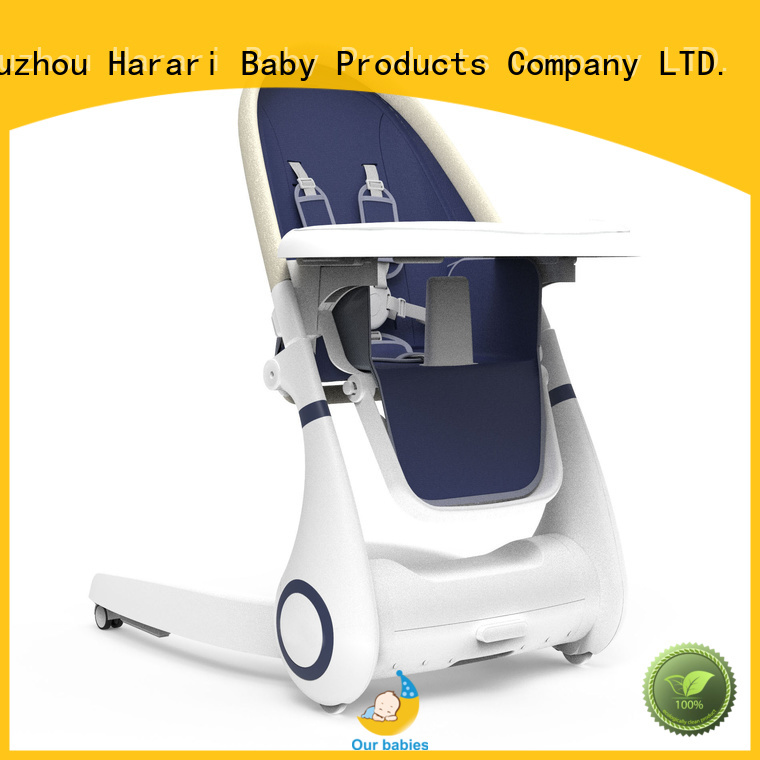 High-quality affordable high chair feeding company for older baby