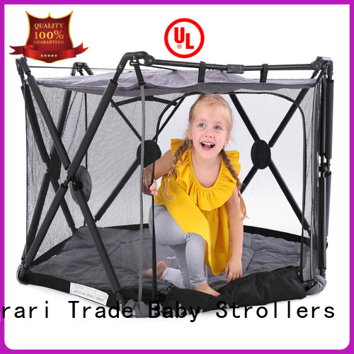 Custom baby playpen yard bed company for baby
