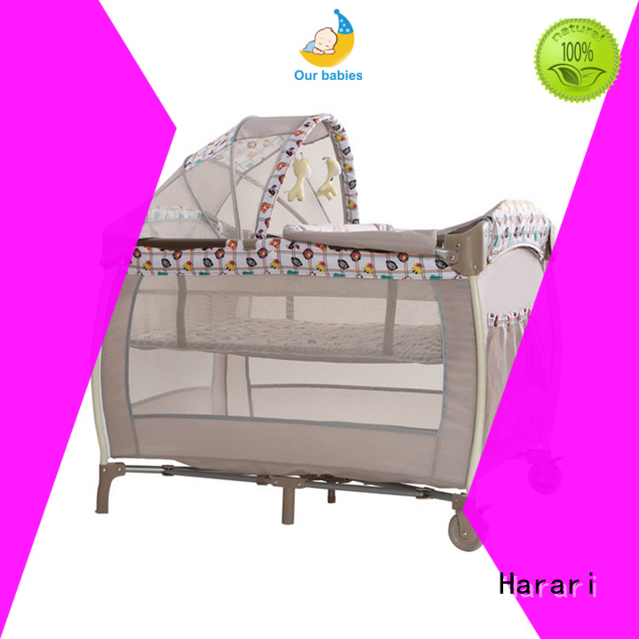 Harari High-quality big playpen Supply for baby