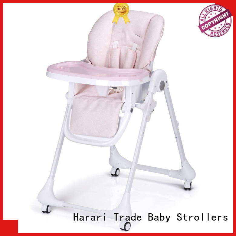 Harari simple design portable high chair series for older baby