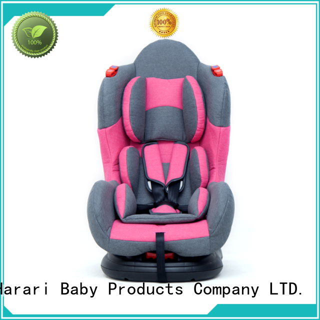 comfortable baby car seat isofix manufacturer for kids