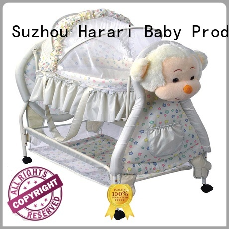 Harari Latest round playpen for babies factory for crawling