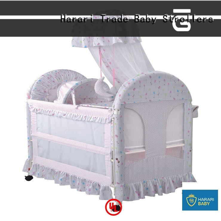 Harari Baby cute round playpen for business for playing