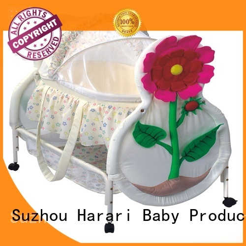 Best portable baby playpen cribs factory for crawling