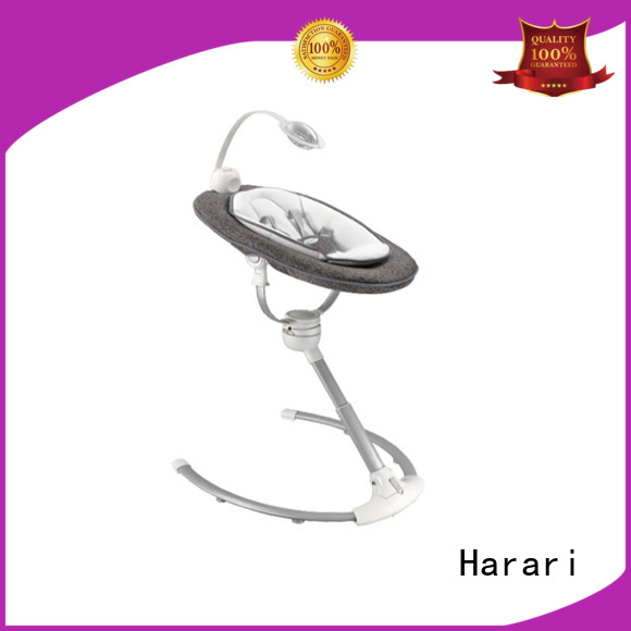 Harari baby rocker personalized for entertainment