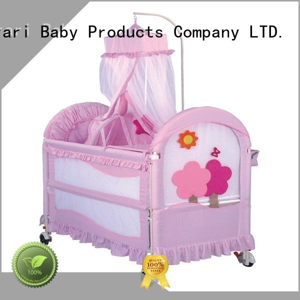 Harari High-quality pink playpen for babies company for baby